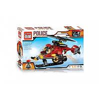 """Конструктор """"Brick"""" 1902 """"Police"""" в собр.кор.22*14,5*4,5 см"""
