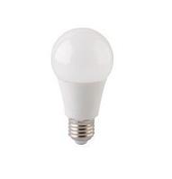 Лампа LED A60 15W 220V 4100K E27 матовая