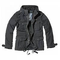 Куртка Brandit Vintage Diamond (чёрная)