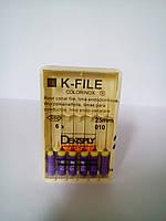 K-Files Maillefer №010, 25 mm