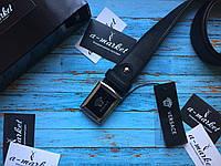 Ремень из натуральной кожи брендовый мужской женский кожа Versace реплика премиум копия