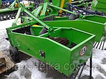 Картофелекопатель транспортерный однорядный Agromech без кардана (Польша) , фото 2