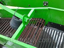 Картофелекопатель транспортерный однорядный Agromech без кардана (Польша) , фото 3