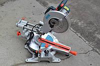 Пила торцювальна KRAISMAN 2100 GSI 255, Безщітковий двигун, фото 1
