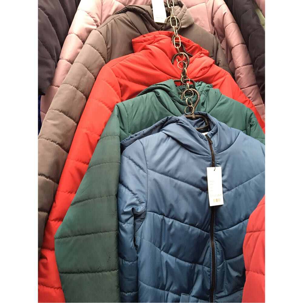 38a0c74e01e2b Стильная женская куртка на весну демисезонная БАТАЛ, цена 599 грн., купить  Хмельницький — Prom.ua (ID#671740661)