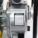 Мотопомпа BULAT BW50-30 (50 мм, 28куб.м/ч) (Weima 50-30), фото 4