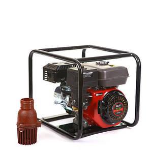 Мотопомпа BULAT BW65-55 (высоконапорная для капельного полива, 35куб.м/час) (Weima 65-55)