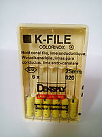 K-Files Maillefer №020, 25 mm