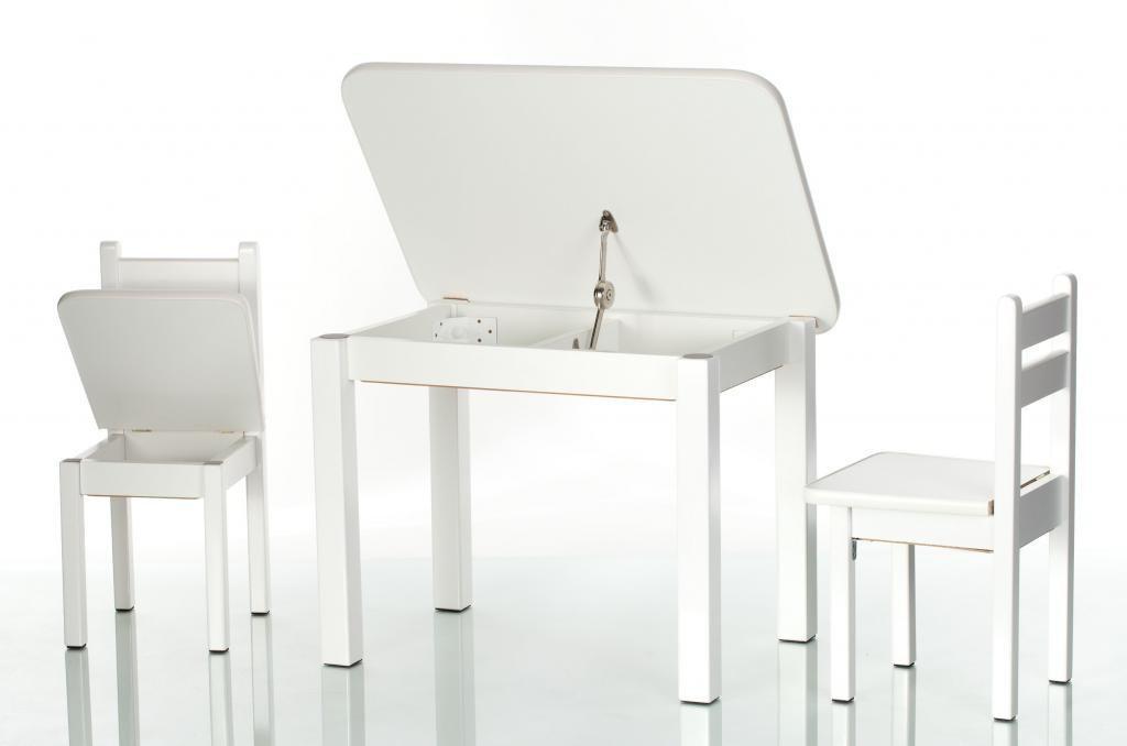 Детские стол и стулья HIT