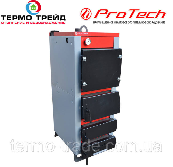 Твердотопливный котел ProTech ТТ - 60 Smart MW, 6 мм, фото 1
