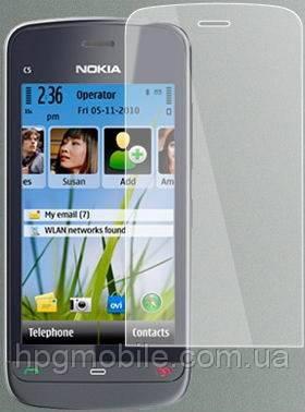 Защитная пленка для Nokia C5-06 - Celebrity Premium (matte), матовая - HPG Mobile. Мобильные запчасти, аксессуары и другие товары по лучшим ценам в Харькове