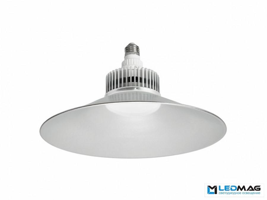 Светодиодный высокомощный LED светильник DELUX 45Вт Е27 Холодный белый 6500К промышленный