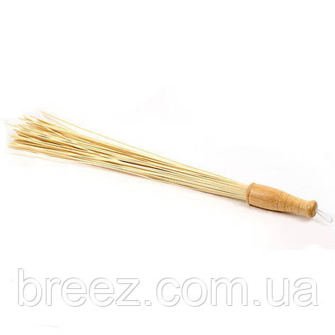 Бамбуковые веники для бани и сауны, фото 2