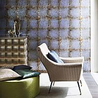 Обои флизелиновые Lustre Tile Quartz Zoffany, фото 1