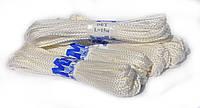 Бельевая веревка 4мм мягкая белая, фото 1
