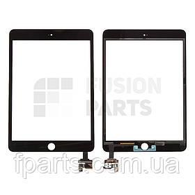 Тачскрин iPad mini 3 с микросхемой (Black)