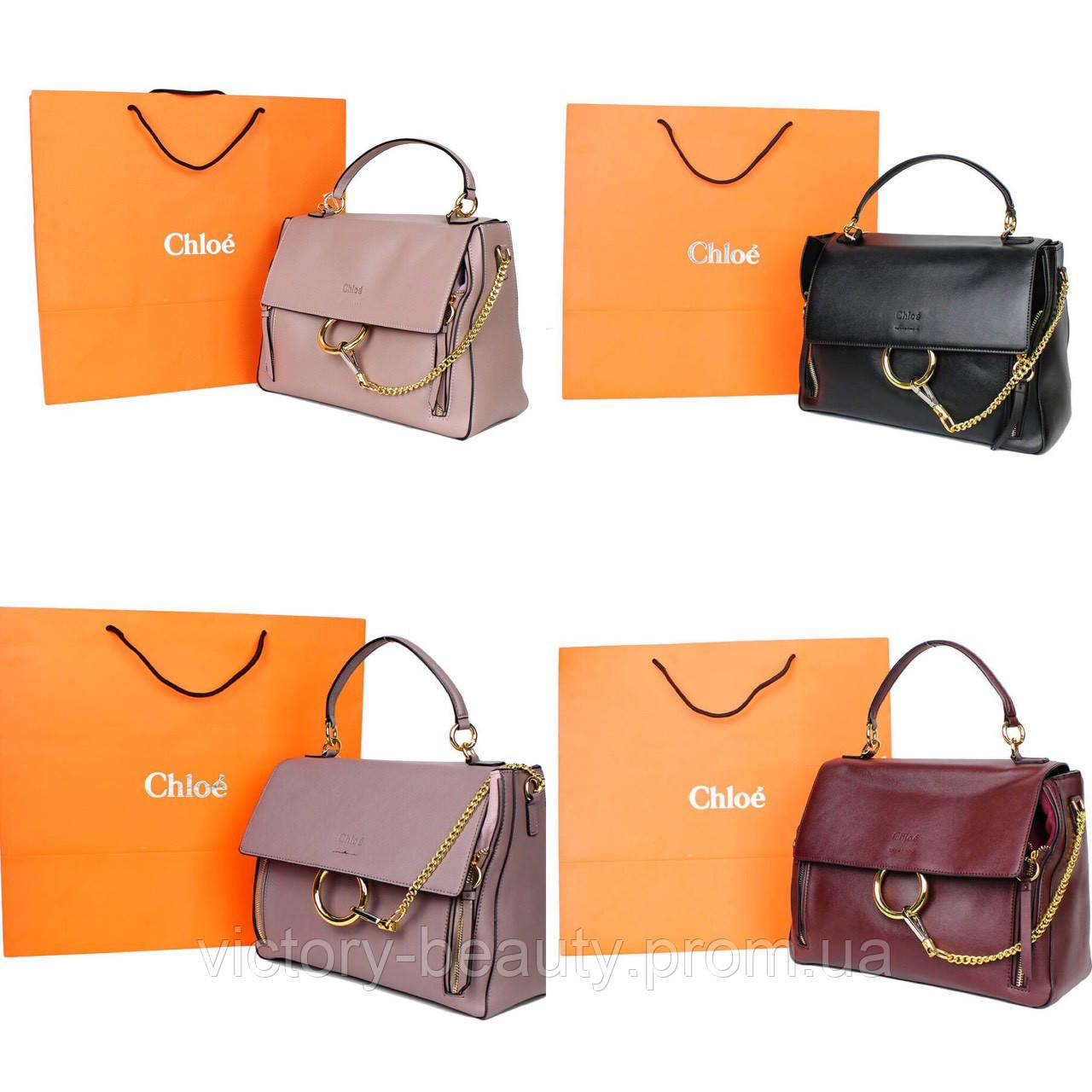 077b1d0349e6 Сумка копия люкс Chloe: продажа, цена в Харькове. женские сумочки и ...