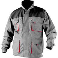 Рабочая куртка на молнии из износостойкой ткани Yato DAN