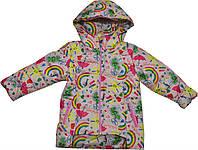 Куртка  Дашка  детская для девочки