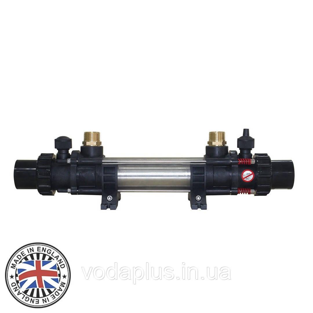 Теплообменник для бассейнов ELECRO G2I HE 30T incoloy (30 кВт)