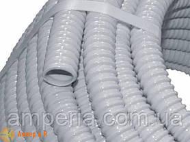 Труба гибкая армированная внутренний д.25мм DKC бухта 30м, фото 2