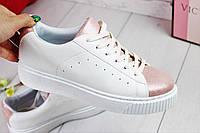 Женские кроссовки криперы, лазерное напыление , фото 1