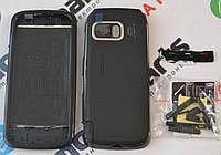 Корпус для телефона  Nokia 5800 XpressMusic в сборе (Качество ААА) (Черный) Распродажа!