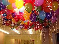 Украшение шарами, фото 1