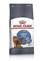 Сухой корм 10 кг для кошек склонных к набору лишнего веса Роял Канин / LIGHT WEIGHT CARE Royal Canin