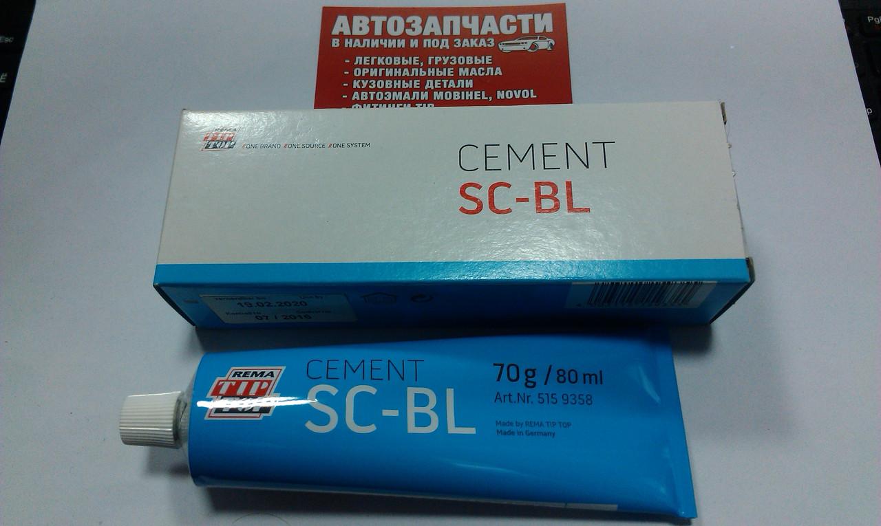 Клей для латок TipTop Cement 70 g.