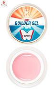Моделирующий гель F.O.X Builder gel Pink baby, 50 ml