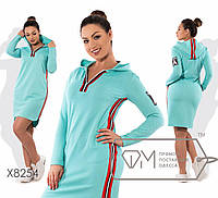 Платье батал от ТМ Фабрика моды прямой поставщик Одесса официальный сайт Украина р. 48-54