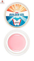Моделирующий гель F.O.X Builder gel Pink baby, 15 ml