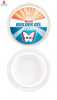 Моделирующий однофазный гель F.O.X Builder gel Clear One Step, 50 ml