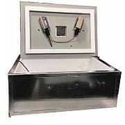 Инкубатор Наседка ИБ-70 на 70 яиц мех. Переворот, корпус металлический