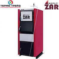 Котел твердотопливный  Zar Tradycia (Жар Традиция) 42-50 кВт (сталь 6 мм)