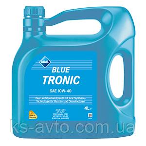 Масло моторное ARAL BlueTronic SAE 10W-40