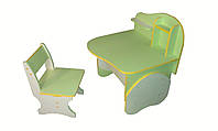 Парта детская регулируемая комплект ( стол+стул)