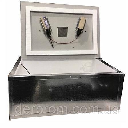 Инкубатор Наседка ИБ-100 на 100 яиц мех. Переворот, корпус металлический, фото 2