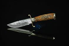 """Нож для охоты """"Патриот-2"""", 40Х13 (наличие уточняйте)"""