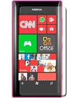 Защитная пленка для Nokia Lumia 505 - Celebrity Premium (clear), глянцевая