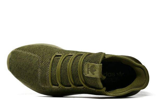 Adidas Tubular Shadow Knit (Хаки), фото 2