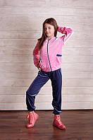"""Спортивный костюм детский для девочки #1571 ТМ """"Peekaboo"""" (Пикабу, Украина)"""