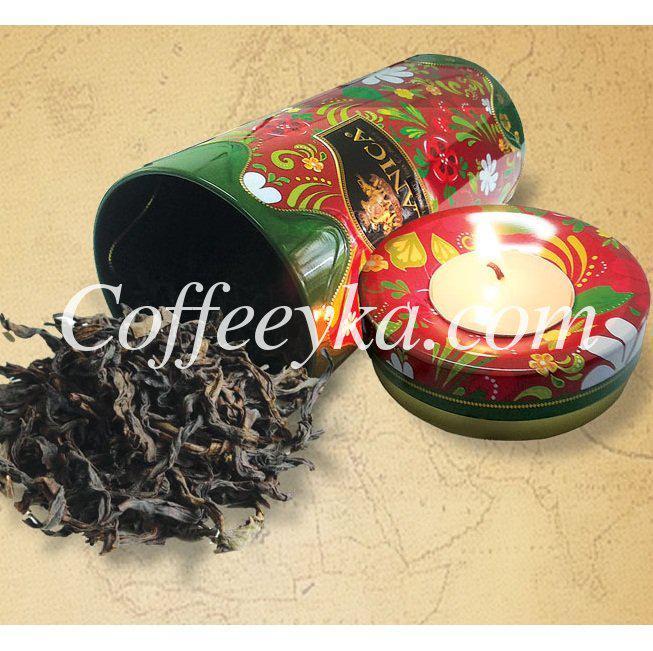 Чай зеленый Zylanica Зеленая свеча Gp1 100г ж/б