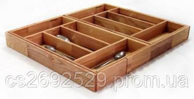 Лоток Ergobox раздвижной для столовых приборов LR-PP.544.450 (544-1020 мм)