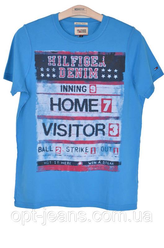 Tommy Hilfiger футболка мужская (M-3XL/5ед.) Лето 2018