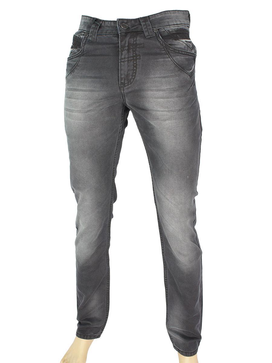 Мужские джинсы Турция 30 размер в серых цветах 0450С