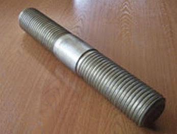 ГОСТ 22038-76 Шпилька М6 с ввинчиваемым концом 2d DIN 835, фото 2