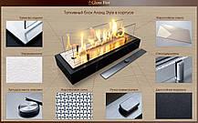 Топливный блок Алаид Style 700 с четырьмя стеклодержателями, фото 2