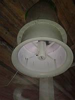 Вентилятор витяжний 1680М, Ø800мм, Fancom